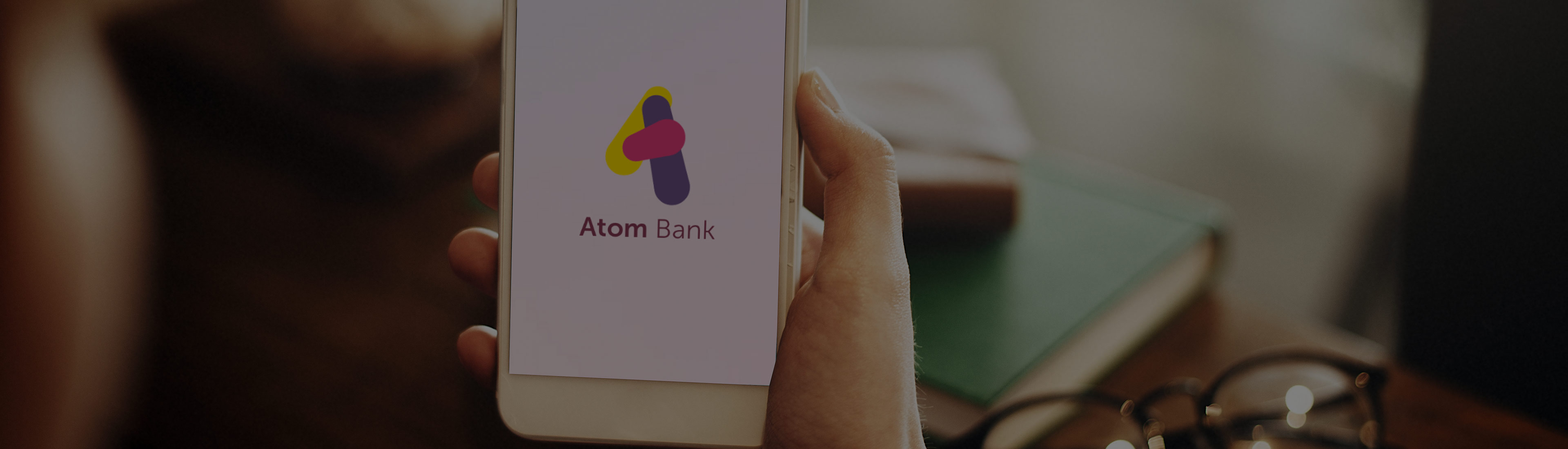 Atom Bank iPhone